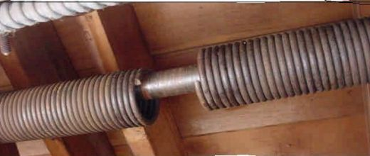 Garage Door Broken Spring Repair Goleta CA